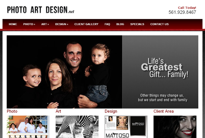We Design All Kinds Of Websites For Your Specific Business Or Profession!